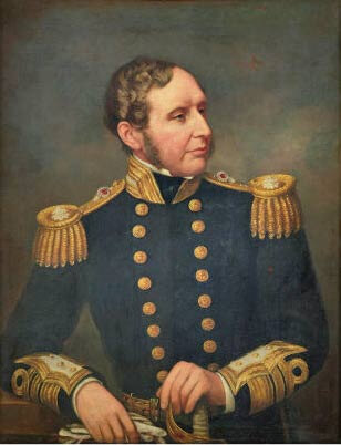 Captain Fitzroy