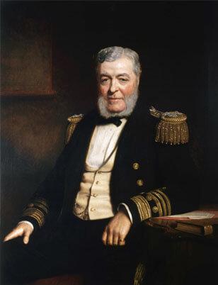 Admiral John Lort Stokes